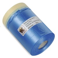 Indasa Decorating Cover Roll Masking Shield Tape 600mm x 25m