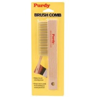 Purdy Brush Comb for Cleaning Paint Brushes 7in