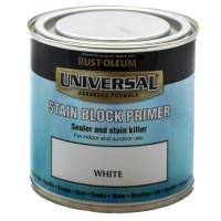 Rust-Oleum Primer Sealer Stain Block Killer White- 250ml