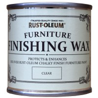 Rust-Oleum Clear Furniture Finishing Wax 125ml