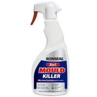 Ronseal 3 In 1 Internal Mould Killer Spray 500ml