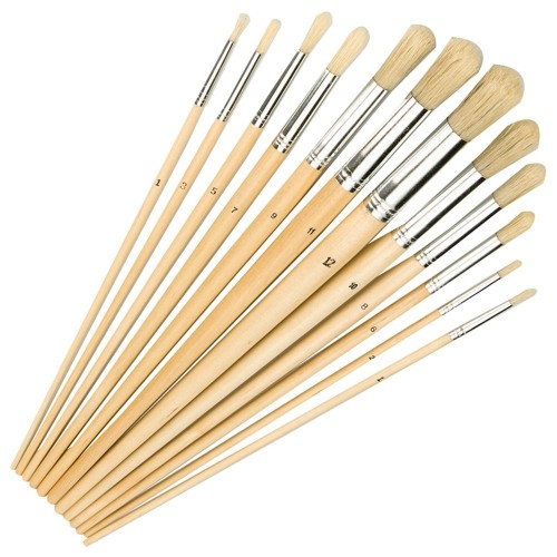 Silverline Paint Brushes