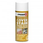 Zinsser Primer Cover Stain Interior and Exterior Spray- 400ml