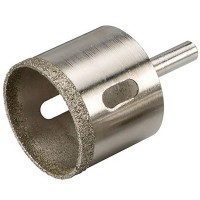 Silverline Diamond Dust Tile Holesaw 27mm