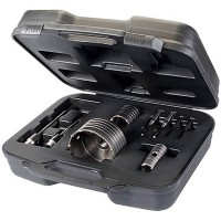 Silverline TCT Core Drill Kit - 6 Piece