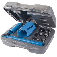 Silverline Diamond Core Drill Kit - 6 Piece