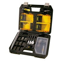 DeWalt DT9296 Drill and Bit Set - 90 Piece