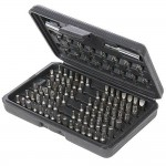 Silverline Screwdriver and Security Bit Set - 100 Piece