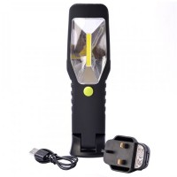 Electralight Rechargeable 3W COB LED Work Light 90 Lumens