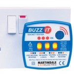 Martindale BZ101 Buzz It Plug Socket Tester With Sounder
