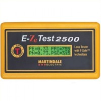 Martindale EZ2500 E-Ze Test Non-Trip Earth Impedance Tester