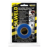 Everbuild Silweld Silicone Repair Tape Blue - 3 Metres