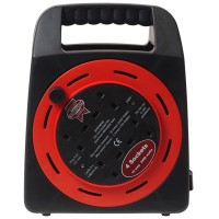 Faithfull Cable Extension East Reel 240V - 20 Metres