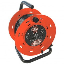 Faithfull Cable Extension Reel 240V - 25 Metres