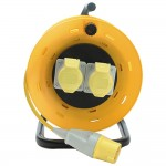 Faithfull Cable Extension Reel 110V - 25 Metres