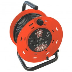 Faithfull Cable Extension Reel 240V - 50 Metres
