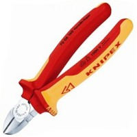 Knipex Diagonal Cutting Pliers VDE 180mm