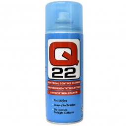 Q Oil Q22 Electrical Contact Cleaner Spray 400ml