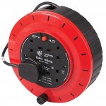 Silverline Extension Cable Reel 240v - 10 Metres