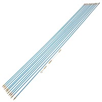 Silverline Cable Access Kit 10 x 1 Metre