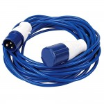Silverline Extension Lead 16A 240V - 14 Metre Cable