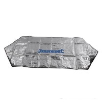 Silverline Windscreen Reflective Protector 1700mm x 800mm