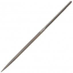 Bahco Square Needle File Smooth Cut no Handle - 160mm