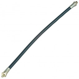 Faithfull Grease Gun Reinforced Hose Extension - 18in