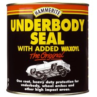 Hammerite Underbody Car Seal Tin - 2.5 Litre