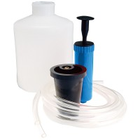 Silverline Oil and Fluid Siphon Extractor Pump - 1.5 Litres