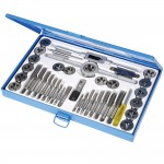 Silverline Expert Tap and Die Set - 40 Piece