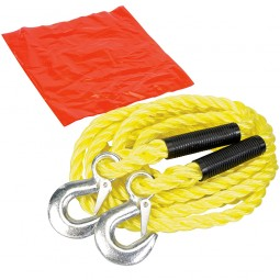 Silverline Tow Rope 2 Tonne - 4 Metres
