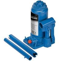 Silverline Hydraulic Bottle Jack 6 Tonne
