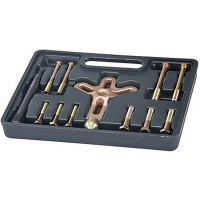 Silverline Harmonic Balance Puller Kit Set - 13 Piece
