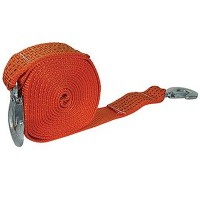 Silverline Car Van Tow Rope 3 Ton - 4.5 Metres x 50mm