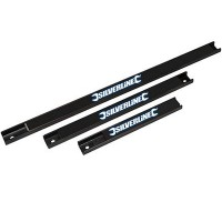 Silverline Magnetic Tool Rack - 3 Piece