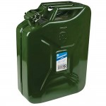 Silverline Metal Jerry Can - 20 Litre