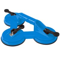 Silverline Suction Glass Lifter Pad Triple - 100kg