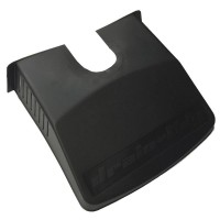 Black Plastic Drain Tidy Cover 300mm x 300mm