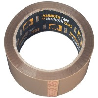 Everbuild Brown Parcel Packing Tape 48mm x 50 Metres