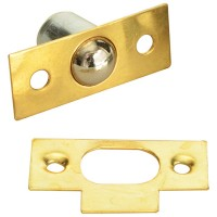 Forge Bales Catch with Brass Finish Pack of 2