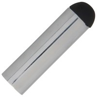 Forge Projecting Door Stop 62mm Chrome Finish