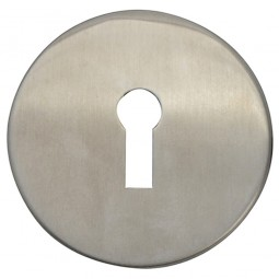 Forge Escutcheon Stainless Steel