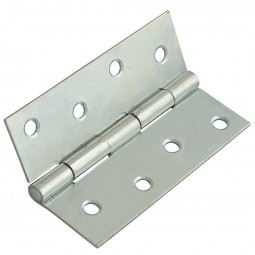 Forge Steel Butt Hinge with Zinc Plated Finish