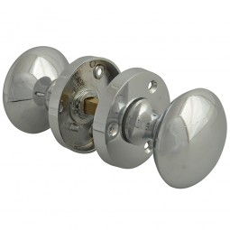 Forge Mortice Knob Set 53mm