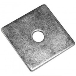 Square Plate Washers 50mm x 50mm x M1