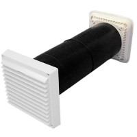 Rytons Super Acoustic Controllable Ventilator LookRyt® AirCore® - White