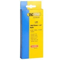 Tacwise Type 180 Series Collated Nails 35mm - 1000 Pack