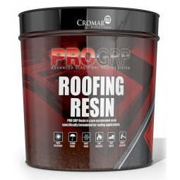 Cromar PRO GRP Fibre Glass Roofing Resin