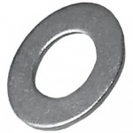 Washers Light Duty Zinc Plated Form B 6mm x 12mm - 100 Pack